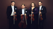 "Koncert MUCHA QUARTET: ""Three Four Five Six"""