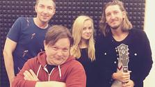Lasky a Jožko z Pary odohrali minikoncert v Ráne na eFeMku