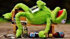 Otrava alkoholom