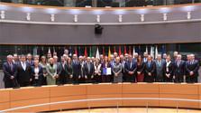 Eslovaquia rubricó ayer en Bruselas su entrada en el acuerdo PESCO