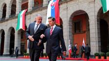 Le Président de la République slovaque Andrej Kiska au Mexique