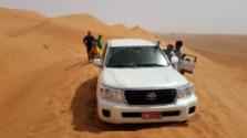Omán – dobrodružstvá na najvyššej hore a v pieskových dunách