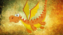O nešťastnom drakovi