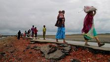 Humanitárna pomoc pre rohingských utečencov z Mjanmarska
