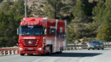 S kamiónom na cestách - 1. časť