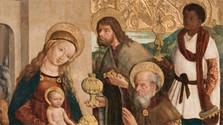 Los Tres Reyes Magos en las iglesias eslovacas