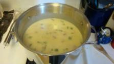 Kyslá poléfka- krumplová