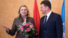 Strong signal: Austrian Foreign Minister chooses Slovakia for first visit