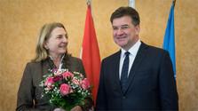 La Slovaquie : premier voyage officiel de la nouvelle chef de la diplomatie autrichienne