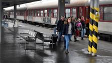 Железная дорога как альтернатива автотранспорту