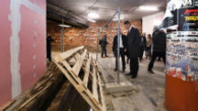 Rekonštrukcia podchodu na Trnavskom mýte