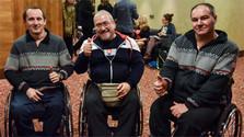 Slowakische Paralympioniken fahren nach Pyeongchang