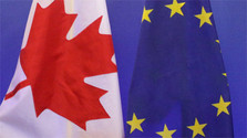 Trade agreement with Canada becomes green