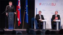Национальный Конвент подтвердил проевропейскую ориентацию Словакии