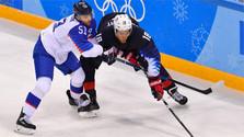 Olympiade in Pyeongchang: Aus für slowakische Eishockeyspieler