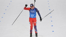Winterolympiade: 5. Platz für Biathletinnen