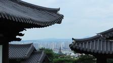 Cestovateľ Michal Grimerský v Južnej Kórey