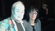 Der Pantomime Milan Sládek feierte seinen 80. Geburtstag