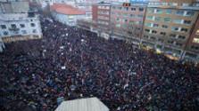 K veci: Slovensko zažíva najväčšie protesty od nežnej revolúcie