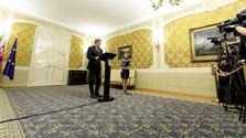 M.Lajčák: Hay que estabilizar la situación en Eslovaquia, el diálogo debe decidir