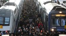 Vasutassztrájk bénítja Franciaországot