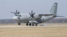 Армия получила новый транспортный самолет Spartan