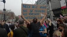 """Erneut Demonstrationen """"für eine anständige Slowakei"""""""