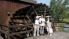 Es klappert die Mühle: In Jelka an der Kleinen Donau