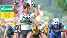 Peter Sagan gewann zweite Etappe der Schweiz-Rundfahrt
