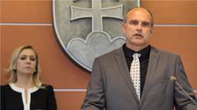 Milan Lučanský remplace Tibor Gašpar à la tête du Corps de Police