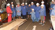 Visitamos el Museo minero de Cigeľ