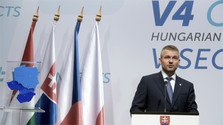 Slovakia assumes one-year rotating Visegrad Four Presidency