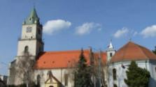 Veža hlohovského kostola slúžila i ako úkryt