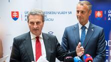Günther Oettinger rendra hommage au journaliste assassiné