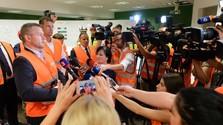 Премьер-министр Пеллегрини посетил с проверкой АЭС Моховце