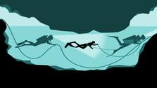 A barlangban rekedt thai gyerekek mentése búvár szemmel