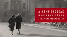 Nemi erőszak Magyarországon a II. világháborúban