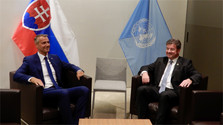 Slovak priorities presented at UN