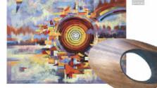 Výstava dvoch umelcov Good vibrations