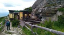 S nosičmi na Skalnatú chatu