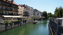 Ľubľana - zelené hlavné mesto