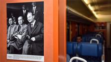 Fotografie Dubčeka vo vlakoch