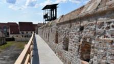 Obnova a sprístupnenie ďalších častí hradieb