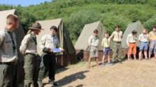 Leto v skautskom tábore