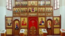 Liturgia z Gréckokatolíckej katedrály Povýšenia sv. kríža v Bratislave