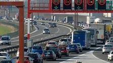 Közlekedési káosz Pozsonyban