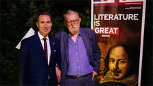 Slovakia and Britain connected through Shakespeare