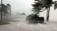 A Florence hurrikán pusztításának nyomában