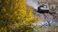Militärübung in der Slowakei