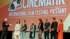 Cinematik Piešťany - Premiéra filmu Pivnica
